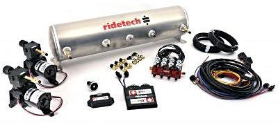 RidePRO-X Air Managment system by Ride Tech, 5 gallon tank/dual compressor model shown