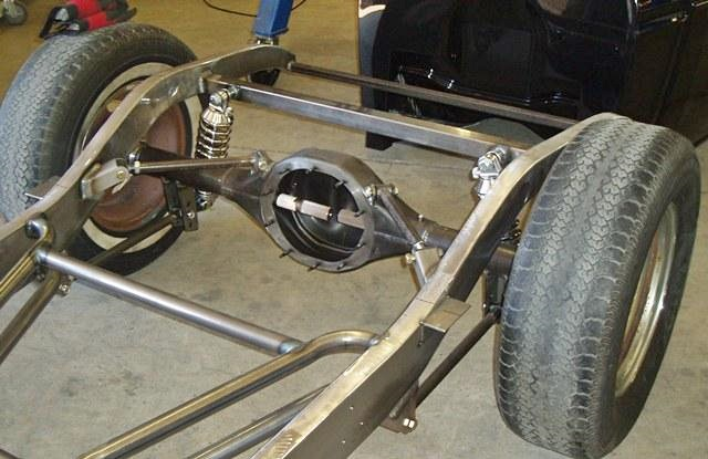 4 Link Suspensions Amp Triangulated 4 Link Kit In Ohio