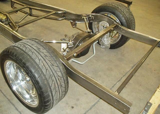 4 Link Suspensions & Triangulated 4 Link Kit in Ohio | Progressive