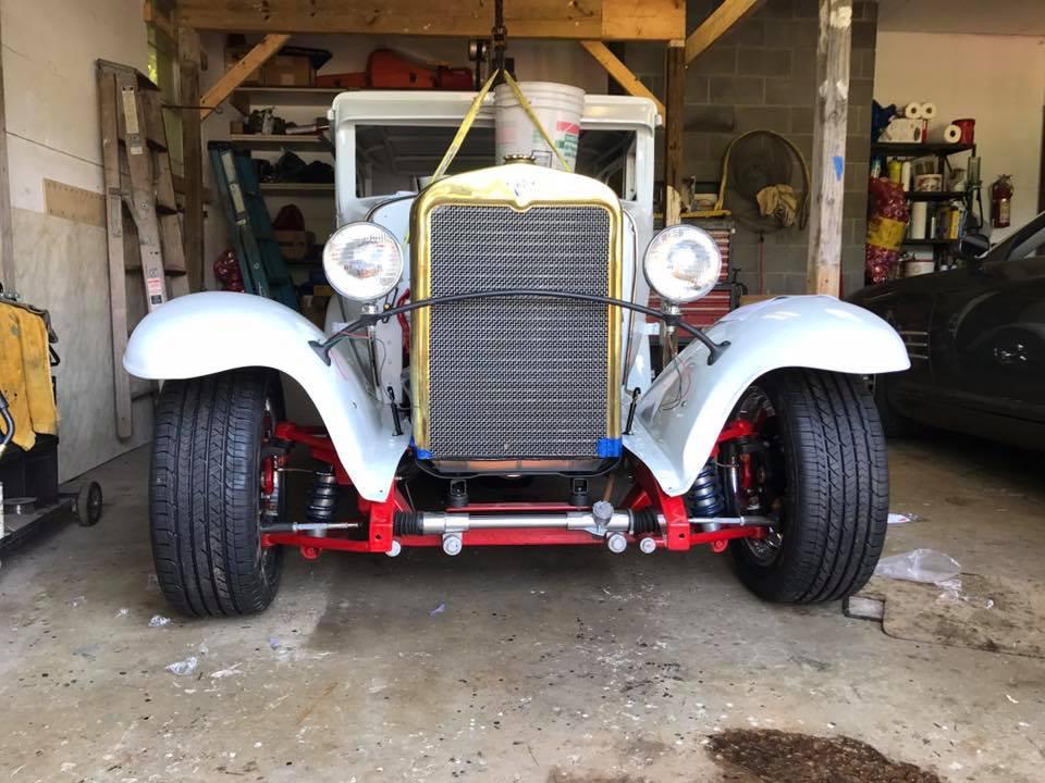 H.H.'s 1931 Chevrolet