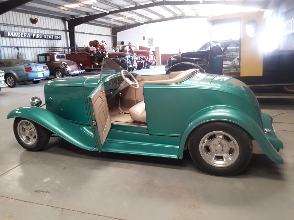 Bob's 1932 Chevrolet Roadster