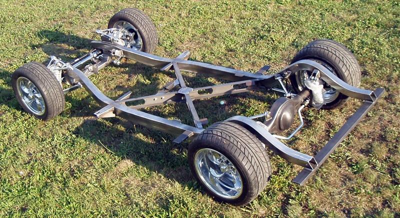 Progressive Automotive 1953-62 Corvette chassis