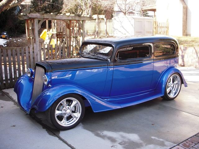 L.K.'s Chevrolet Sedan