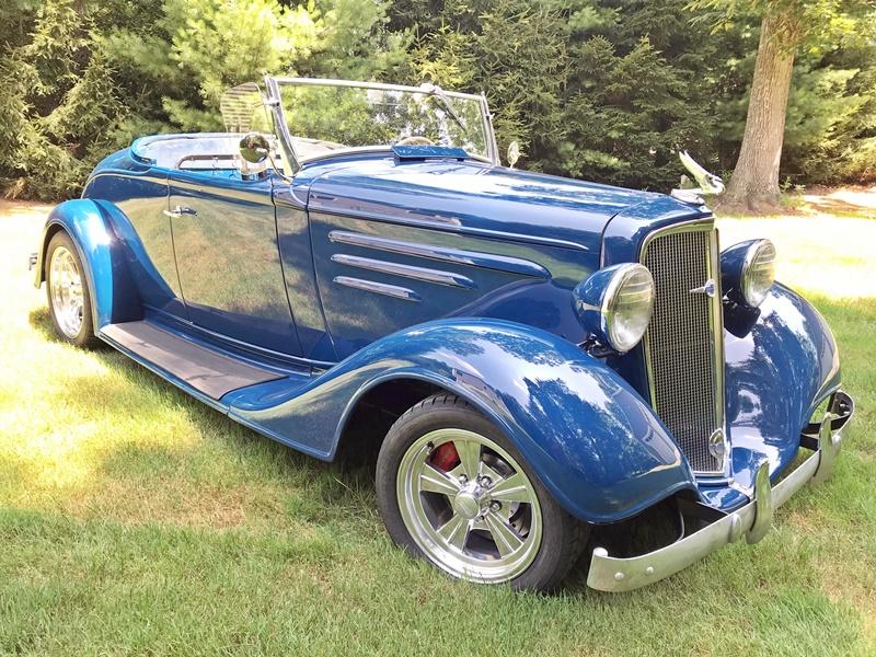 R.A.'s Chevrolet